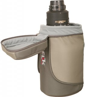 Large Lens Holster - Grey