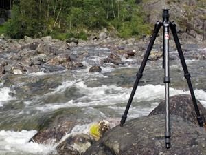 TSC-424 Ultimate Travel Tripod Carbon
