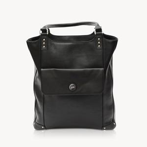 Laptop Tote - Black