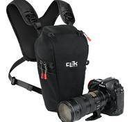 SLR Telephoto Chest Pack - Black